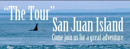"""""""The Tour"""" San Juan Island"""